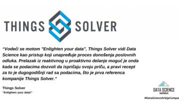 Data Science Srbija Companies: Things Solver